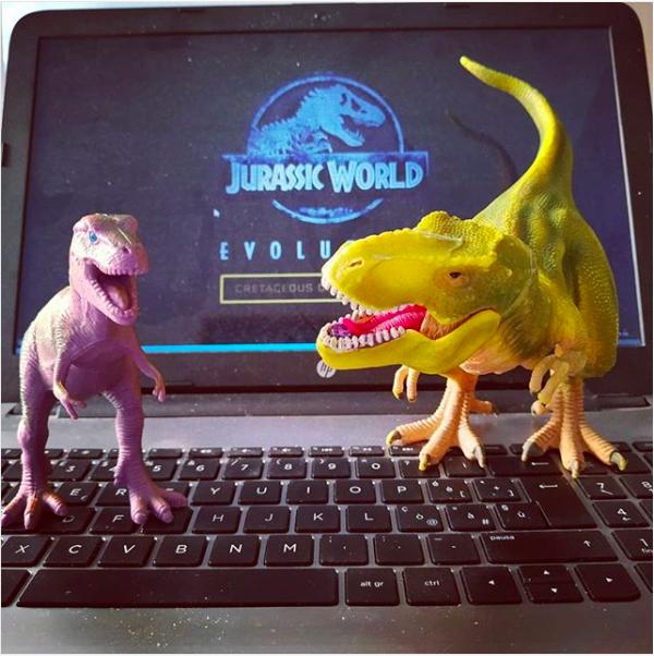 Dinosaurs and Jurassik Park
